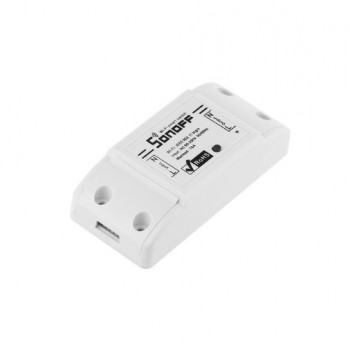 SONOFF Basic interruptor Wi-fi 10A 90-250V IOS Android
