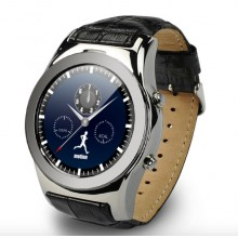 Relógio Smart Watch Bluetooth telefone 2G GSM 64MB + 128MB Android IOS