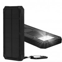 Power Bank solar  10000mAh externo