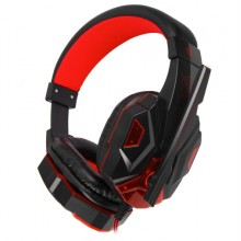 Auscultadores / Headphones  para Gaming Hi Fi Surround com microfone Stereo