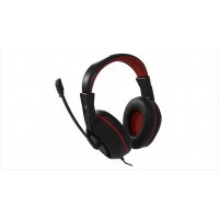 Auscultadores MARS GAMING Headset 40mm Neodymiun Ultra-Bass - MAH0+