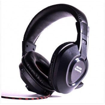 Auscultadores MARS GAMING Headset 40mm Neodymiun Ultra-Bass PS4/smartphone/Tablet Comp. - MH217