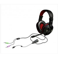 Auscultadores MARS GAMING Headset 40mm Neodymiun Ultra-Bass Surround 7.1 USB+Jack - MAH1