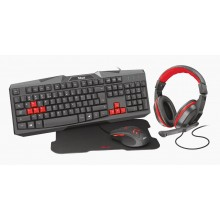Kit TRUST Gaming ZIVA Bundle 4-IN-1 - 22318