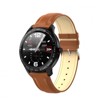 LEM1 LEMFO Smartwatch Bluetooth Relógio Inteligente MTK2502 IOS Android