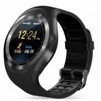 "SmartWatch 1,54"" SIM/SD/BLUETOOTH (Preto) - ProFTC"